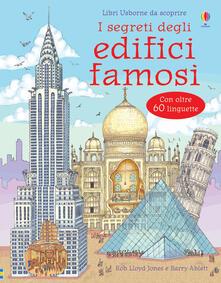 Ristorantezintonio.it I segreti degli edifici famosi. Libro pop-up Image