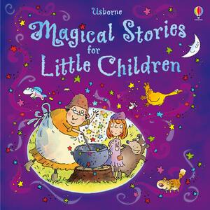 Magical stories for little children - copertina
