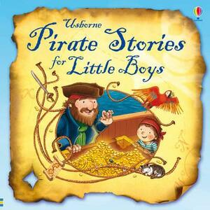 Pirate stories for little boys - copertina