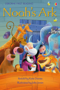 Noah's ark - Kate Davies - copertina