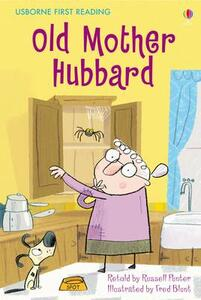 Old Mother Hubbard - Russell Punter - copertina