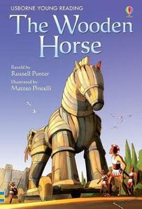 The wooden horse - copertina