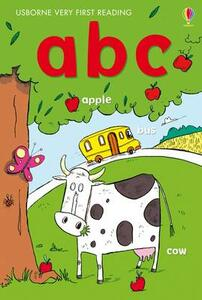 Very first reading. A B C - copertina