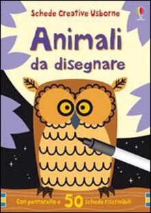 Voluntariadobaleares2014.es Animali da disegnare. Con gadget Image