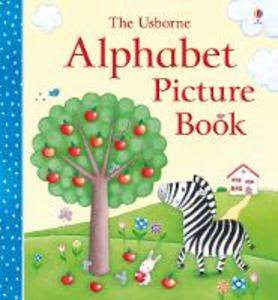 Libro Alphabet picture book