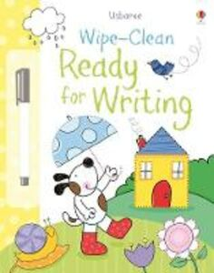 Libro Wipe-clean ready for writing