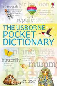 Foto Cover di The Usborne pocket dictionary, Libro di  edito da Usborne Publishing