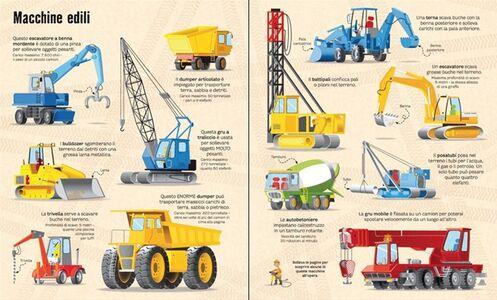 Libro Il librone delle macchine giganti Minna Lacey , Gabriele Antonini 3