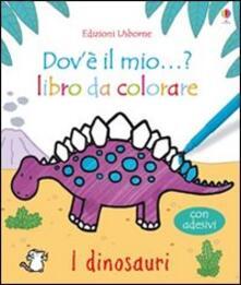 Daddyswing.es I dinosauri. Con adesivi Image