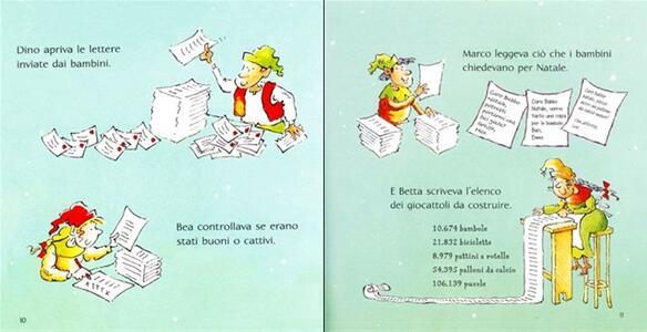 Storie di Natale per i piccini - Russell Punter,Philip Webb - 4