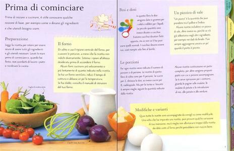 Imparo a cucinare. Ediz. illustrata - Abigail Wheatley,Nancy Leschnikoff - 3