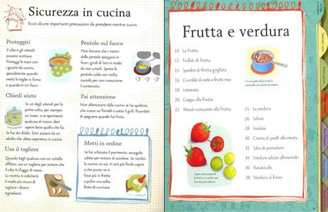 Imparo a cucinare. Ediz. illustrata - Abigail Wheatley,Nancy Leschnikoff - 4