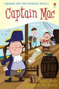 Captain Mac - Russell Punter - copertina