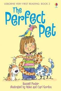 The perfect pet - Russell Punter - copertina