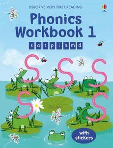 Phonics Workbook 1 Very First Reading - Mairi MacKinnon - cover
