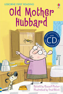 Old Mother Hubbard. Con CD - Russell Punter - copertina