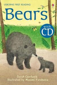 Bears - Sarah Courtauld - copertina