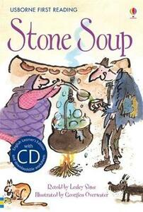 Stone soup - Lesley Sims - copertina