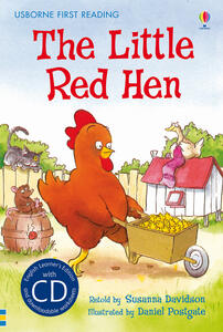 The little red hen - Susanna Davidson - copertina