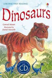 Dinosaurs - Conrad Mason - copertina