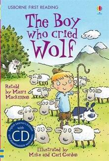 The boy who cried wolf. Level 1. Con CD Audio.pdf