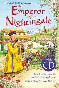 The emperor and the nightingale. Con CD - Mairi Mackinnon - copertina