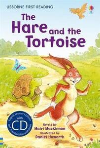 The hare and the tortoise - Mairi Mackinnon - copertina