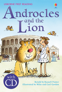 Libro Androcles and the lion Russell Punter