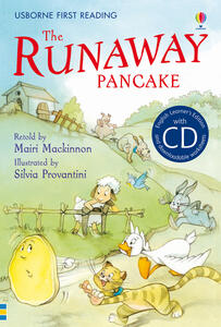 The Runaway Pancake - Mairi Mackinnon - copertina