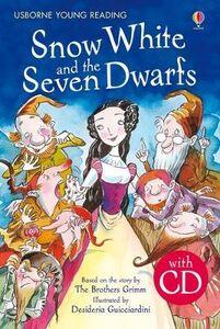 Foto Cover di Snow White and the seven dwarfs, Libro di Lesley Sims, edito da Usborne Publishing