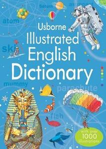 Illustrated English dictionary - Jane Bingham - copertina