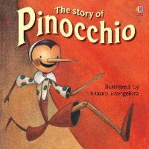 The story of Pinocchio - copertina