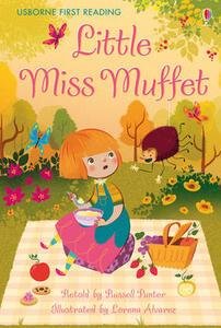Little Miss Muffet - Russell Punter - copertina
