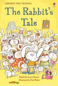 The rabbit's tale - Lynne Benton - copertina