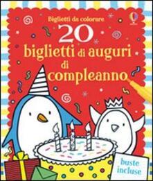 Promoartpalermo.it 20 biglietti di auguri di compleanno Image