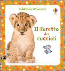 Recuperandoiltempo.it Il libretto dei cuccioli Image