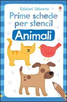 Criticalwinenotav.it Animali. Prime schede per stencil Image