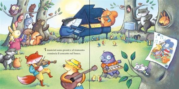 Libro Libro musicale per i piccini Fiona Watt , Elisa Squillace 2