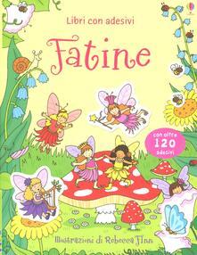 Radiospeed.it Fatine. Con adesivi Image