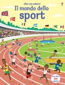 Libro Gli sport. Con adesivi Fiona Watt , Paul Nicholls