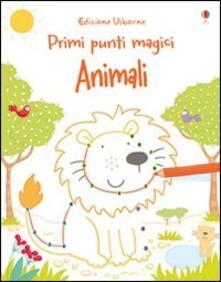 Animali - Felicity Brooks - copertina