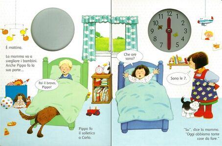Foto Cover di Che ore sono?, Libro di Heather Amery,Stephen Cartwright, edito da Usborne Publishing 1