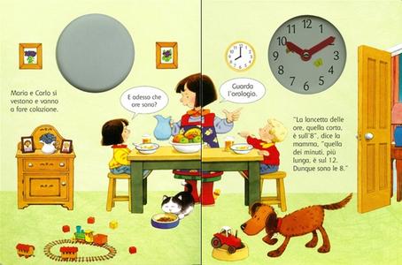 Libro Che ore sono? Heather Amery , Stephen Cartwright 2