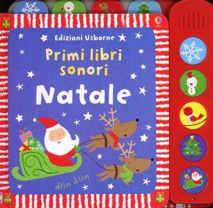 Libro Natale Fiona Watt , Stella Baggott 0