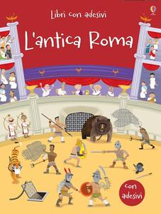 L' antica Roma - Fiona Watt - copertina