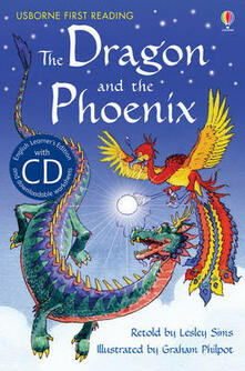 Aboutschuster.de The dragon and the phoenix. Con CD Audio Image