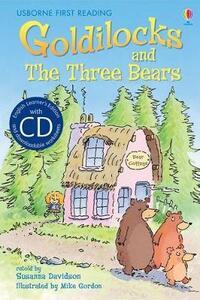Goldilocks and the Three Bears - Susannah Leigh - copertina