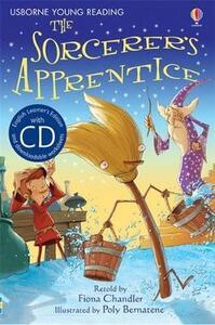 The sorcerer's apprentice - copertina