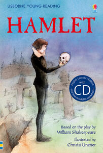 Hamlet - Louie Stowell - copertina