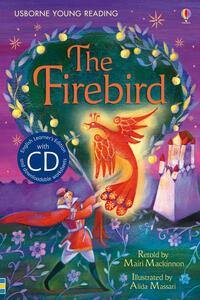 The firebird - Mairi Mackinnon - copertina
